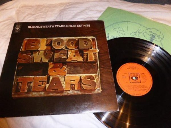 BLOOD SWEAT AND TEARS - GREATEST HITS