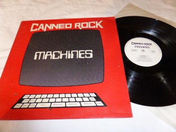 CANNED ROCK - MACHINES