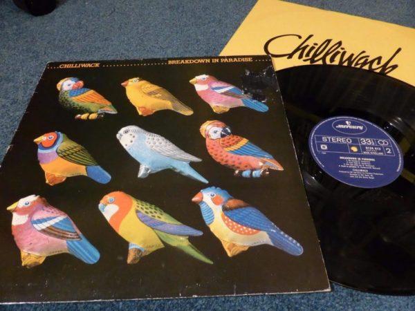 CHILLIWACK - BREAKDOWN IN PARADISE