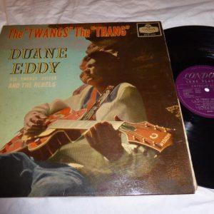 DUANE EDDY - THE TWANGS THE THANG