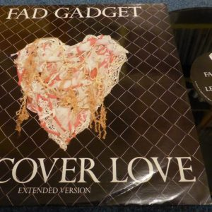 FAD GADGET - I DISCOVER LOVE - EXTENDED VERSION