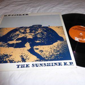 HP ZINKER - THE SUNSHINE EP