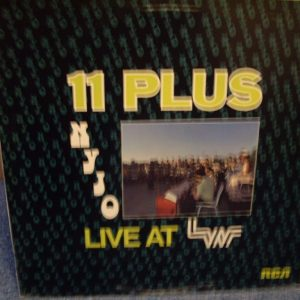 NYJO - 11 PLUS LIVE AT LWT