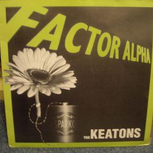 THE KEATONS - FACTOR ALPHA