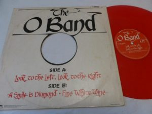 THE O BAND - LOOK TO THE LEFT LOOK TO THE RIGHT