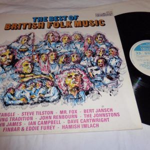 VARIOUS - THE BEST OF BRITISH FOLK MUSIC