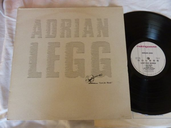 ADRIAN LEGG - LOST FOR WORDS
