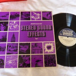 BBC - STEREO SOUND EFFECTS NO 7