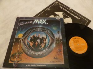 AKA THE MAX DEMIAN BAND - TAKE IT TO THE MAX