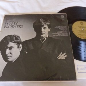 EVERLEY BROTHERS - THE HIT SOUNDS OF