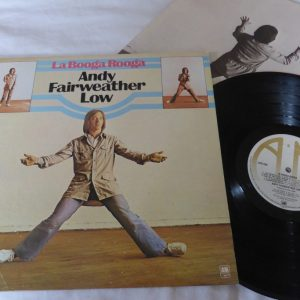 ANDY FAIRWEATHER LOW - LA BOOGA ROOGA