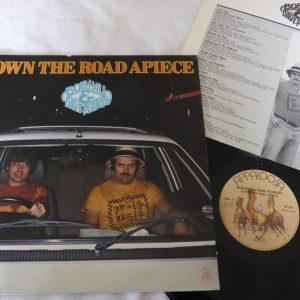 BOB HALL & DAVE PEABODY - DOWN THE ROAD APIECE