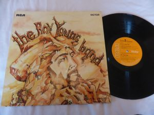 THE ROY YOUNG BAND - ROY YOUNG BAND