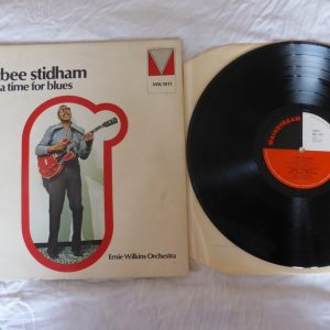 ARBEE STIDHAM - A TIME FOR BLUES