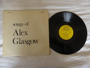 ALEX GLASGOW - SONGS OF