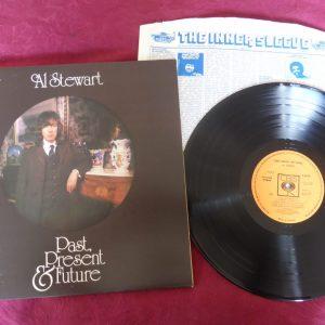 Al Stewart - Past Present & Future